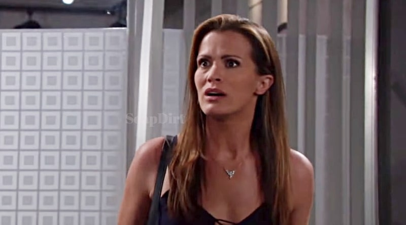 Young And The Restless Spoilers Is Chelsea Conning New Husband Calvin Soap Dirt