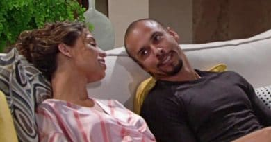 Young and the Restless Spoilers: Elena Dawson (Brytni Sarpy) - Devon Hamilton (Bryton James)