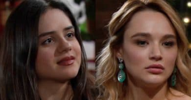Young and the Restless Spoilers: Lola Rosales (Sasha Calle) - Summer Newman (HunterKing)