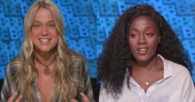 Big Brother Spoilers: Christie Murphy - Kemi Faknule
