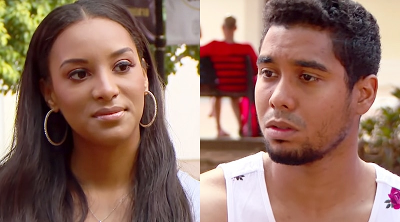 Chantel Everett Says Marriage to Pedro Jimeno is a 'Scam' : '90 Day Fiancé'