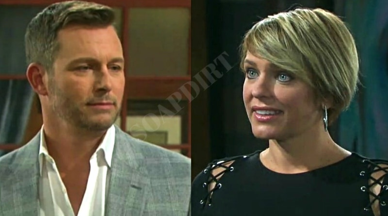 Days of Our Lives Spoilers: Brady Black (Eric Martsolf) - Nicole Walker (Arianne Zucker)