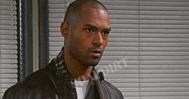 Days of Our Lives Spoilers: Eli Grant (Lamon Archey)