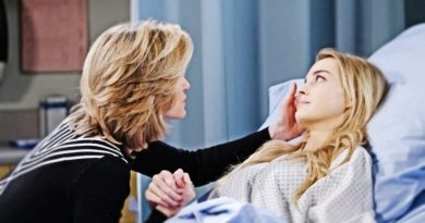 Days of Our Lives Spoilers: Eve Donovan (Kassie DePaiva) - Claire Brady (Olivia Rose Keegan)