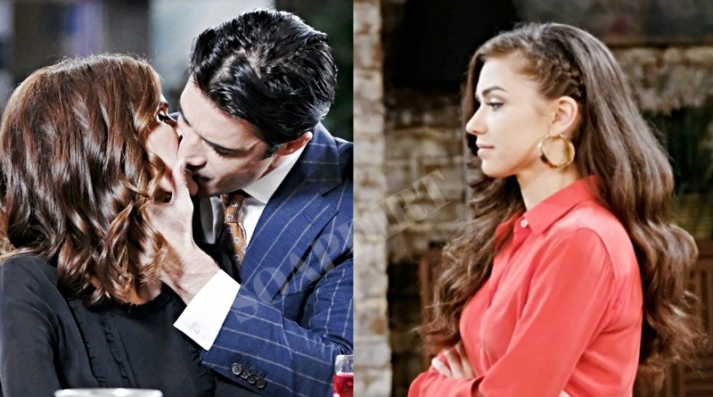 Days of Our Lives Spoilers: Hope Brady (Kristian Alfonso) - Ted Laurent (Gilles Marini) - Ciara Brady (Victoria Konefal)