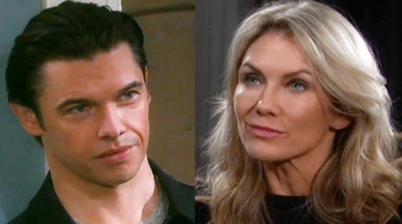 Days of Our Lives Spoilers: Xander Cook (Paul Telfer) - Kristen DiMera (Stacy Haiduk)