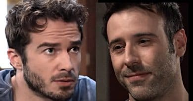 General Hospital Spoilers: Lucas Jones (Ryan Carnes) Shiloh Archer (Coby Ryan McLaughlin)