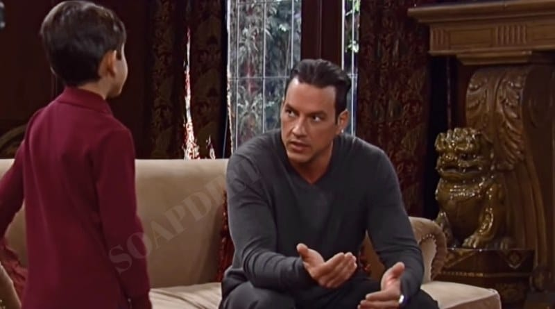General Hospital Spoilers: Nikolas Cassadine (Tyler Christopher)