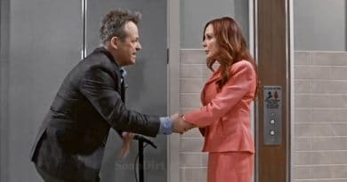 General Hospital Spoilers: Scott Baldwin (Kin Shriner) - Bobbie Spencer (Jacklyn Zeman)