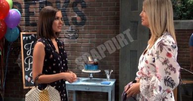 General Hospital Spoilers: Willow Tait (Katelyn MacMullen) - Nina Reeves (Cynthia Watros)