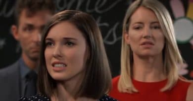 General Hospital Spoilers: Nina Reeves (Cynthia Watros) - Willow Tait (Katelyn MacMullen)