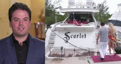 Marrying Millions: Sean Lourdes - Scarlet (Miami FL)