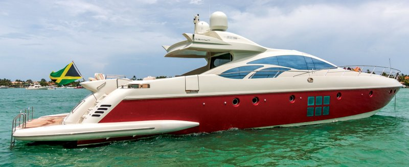 Marrying Millions: Yacht Scarlet, Miami FL