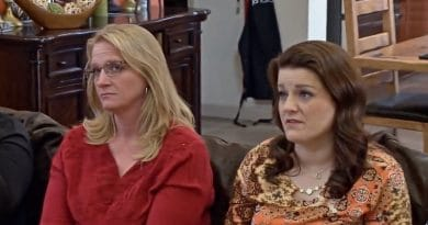 Sister Wives: Christine Brown - Robyn Brown