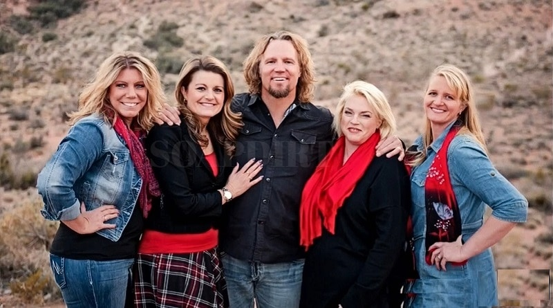 Sister Wives: Meri Brown - Robyn Brown - Kody Brown - Janelle Brown - Christine Brown