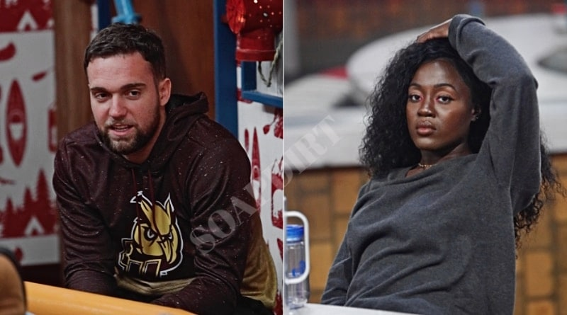 Big Brother: Nick Maccarone - Kemi Faknule