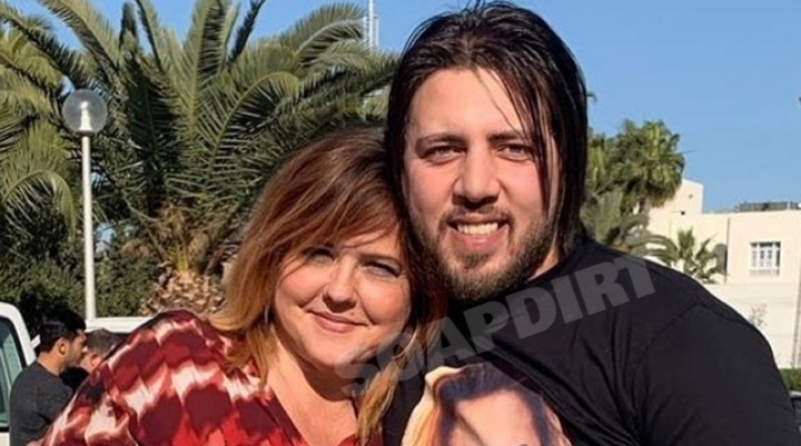 90 Day Fiance: Before The 90 Days: Rebecca Parrott - Zied Hakimi