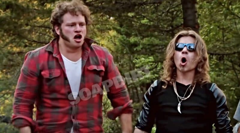 Alaskan Bush People: Gabe Brown - Bear Brown