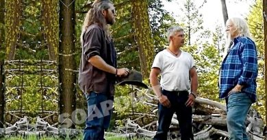 Alaskan Bush People: Joshua Bam Brown - Matt Brown - Billy Brown