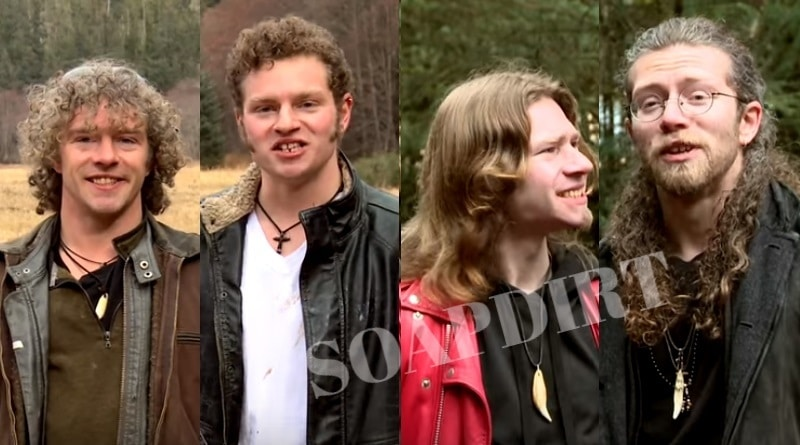 Alaskan Bush People 5 Brown Boys With 5 Ladies Will All Appear