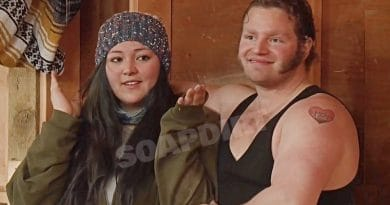 Alaskan Bush People: Raquell Rose - Gabe Brown