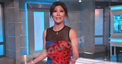 Big Brother: Julie Chen - Spiderman Dress
