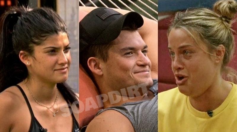 Big Brother Spoilers: Christie Murphy - Jackson Michie - Analyse Talavera - America's Field Trip
