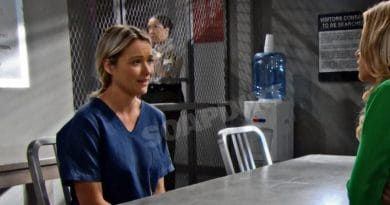 Bold and the Beautiful: Flo Fulton (Katrina Bowden)