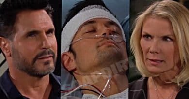 Bold and the Beautiful Spoilers: Bill Spencer (Don Diamont) - Thomas Forrester (Matthew Atkinson) - Brooke Logan (Katherine Kelly Lang)