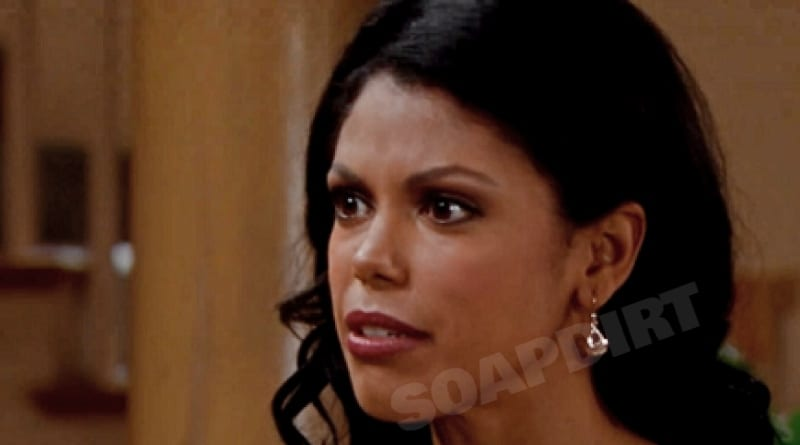 Bold and the Beautiful Comings & Goings: Maya Avant (Karla Mosley)
