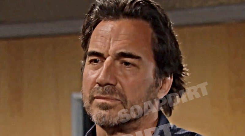 Bold and the Beautiful Spoilers: Ridge Forrester ( Thorsten Kaye)