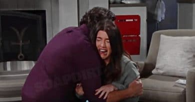 Bold and the Beautiful Spoilers: Steffy Forrester (Jacqueline MacInnes Wood) - Ridge Forrester (Thorsten Kaye)