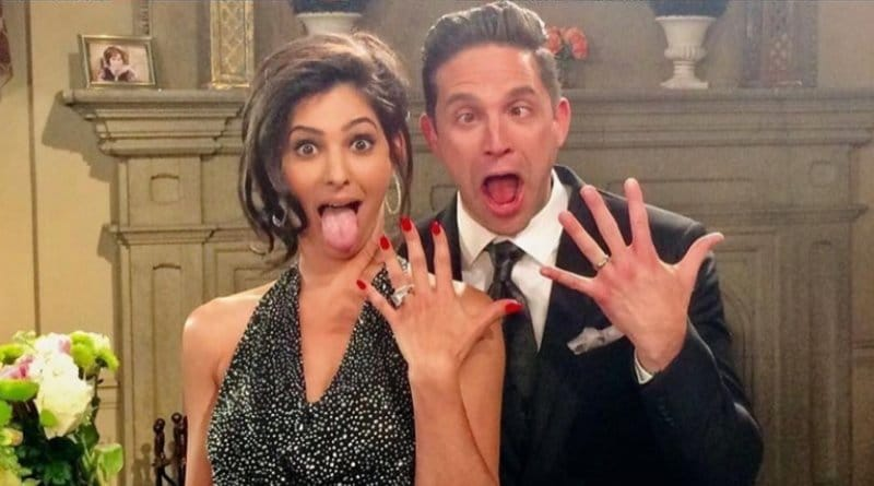 Days of Our Lives Spoilers: Gabi Hernandez (Camila Banus) - Stefan DiMera (Brandon Barash)