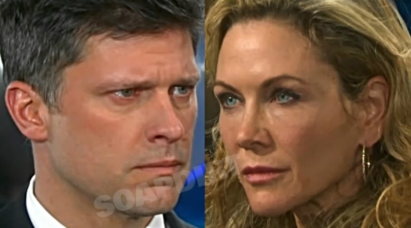 Days of Our Lives Spoilers: Eric Brady (Greg Vaughan) - Kristen DiMera (Stacy Haiduk)