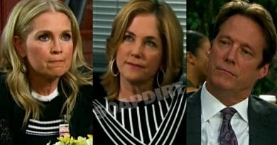 Days of OUr Lives Spoilers: Jennifer Horton (Melissa Horton) - Eve Donovan (Kassie DePaiva) - Jack Deveraux (Matthew Ashford)
