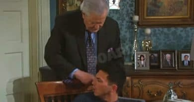 Days of Our Lives spoilers: Victor Kiriakis (John Aniston) - Ben Weston (Robert Scott Wilson)