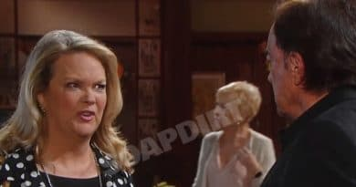 Days of Our Lives Spoilers: Anna DiMera (Leann Hunley) - Tony DiMera (Thaao Penghlis)