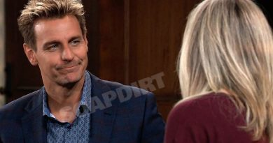 General Hospital Spoilers: Jasper Jacks (Ingo Rademacher) - Carly Corinthos (Laura Wright)