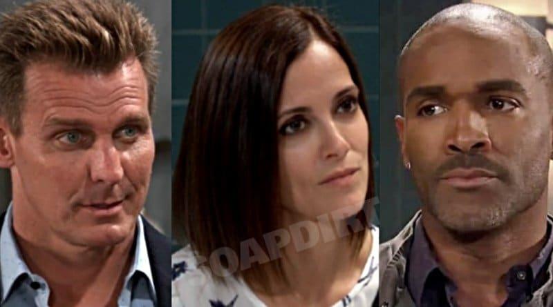 General Hospital Spoilers: Jasper Jacks (Ingo Rademacher) - Hayden Barnes (Rebecca Budig) - Curtis Ashford (Donnell Turner)