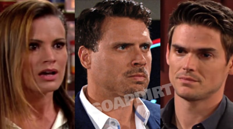 Young and the Restless Spoilers: Chelsea Newman (Melissa Claire Egan) - Nick Newman (Joshua Morrow) - Adam Newman (Mark Grossman)