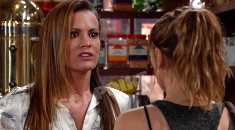 Young And The Restless Spoilers Chelsea Rages At Chloe Vows To Destroy Her Video Soap Dirt