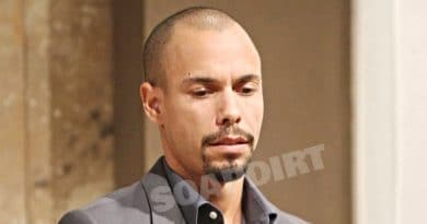 Young and the Restless Spoilers: Devon Hamilton (Bryton James)