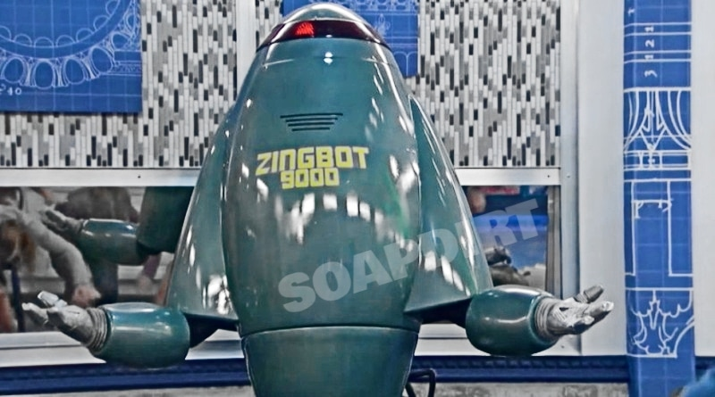 Big Brother Spoilers: Zingbot