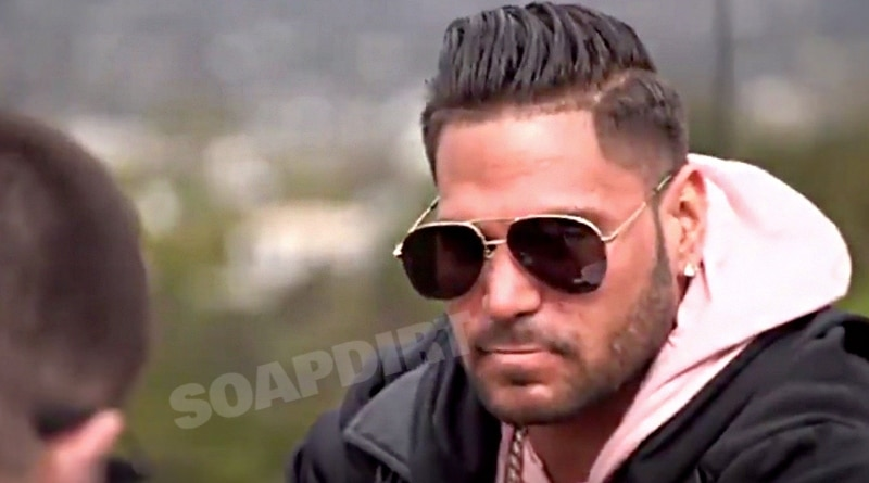 Jersey Shore Family Vacation Spoilers: Ronnie Ortiz-Magro