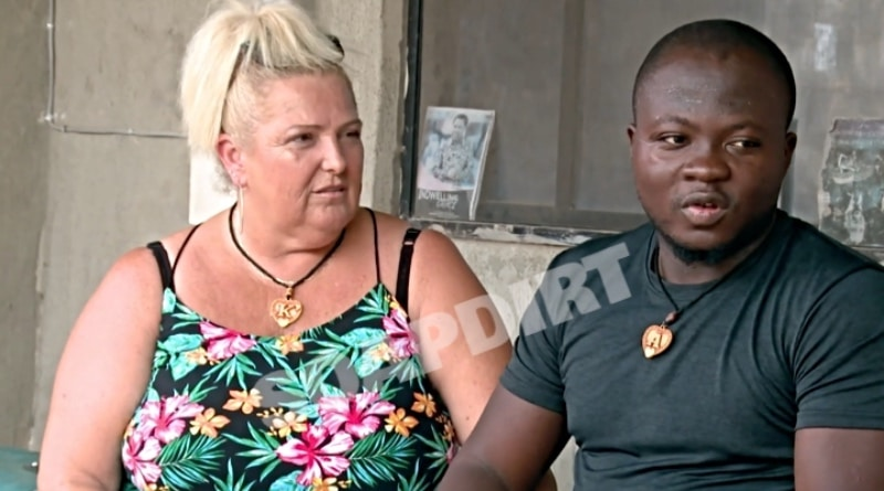 90 Day Fiance: Angela Deem - Michael Illesanmi - Before the 90 Days