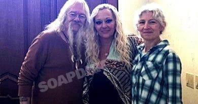 Alaskan Bush People: Billy Brown - Twila Byars - Ami Brown