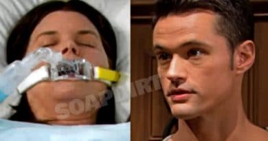 Bold and the Beautiful Spoilers: Katie Logan (Heather Tom) - Thomas Forrester (Matthew Atkinson)