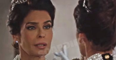 Days of Our Lives Spoilers: Hope Brady (Kristian Alfonso) - Princess Gina