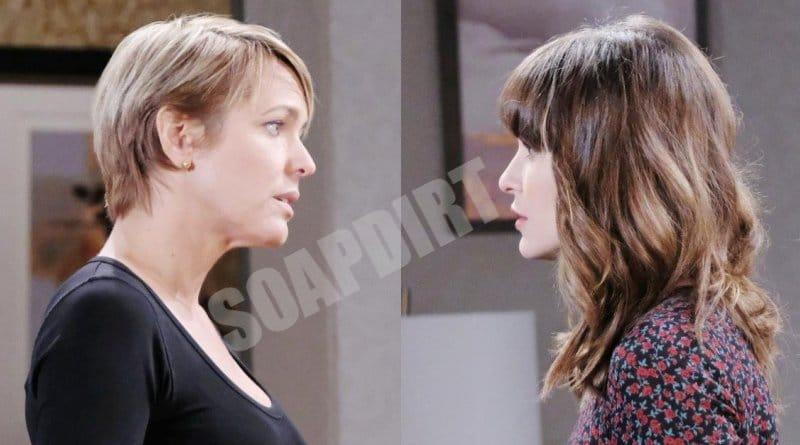 Days of Our Lives Spoilers: Nicole Walker (Arianne Zucker) - Sarah Horton (Linsey Godfrey)