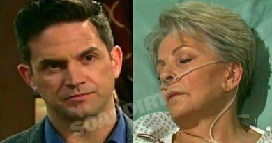 Days of Our Lives Spoilers: Stefan DiMera (Brandon Barash) - Julie Williams (Susan Seaforth Hayes)